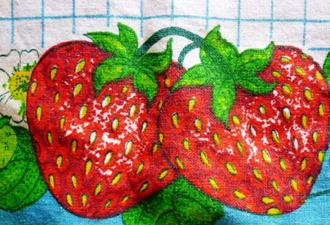 štěstí jahody léto úspěch strach vděčnost