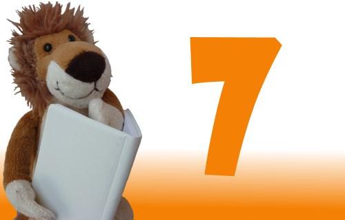 7 kroků členská sekce Krok 7