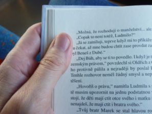 Cesta vlakem Praha Kniha Vlastimil Vondruška